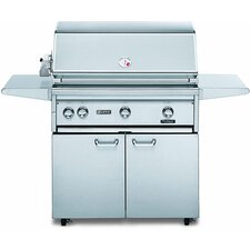 """36"""" Gas Grill with ProSear2-Rotisserie Burner"""