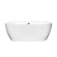 "Soho 59.75"" x 29.25"" Soaking Bathtub"