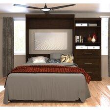 Queen Storage Murphy Bed