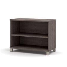 "Pro-Linea 2 Shelf 28"" Standard Bookcase"