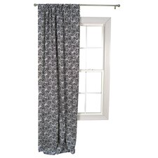 Zebra Single Drape Panel