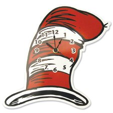 Dr. Seuss™ Cat in the Hat Wall Clock