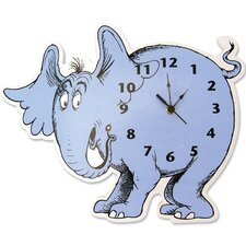 Dr. Seuss™ Horton Wall Clock
