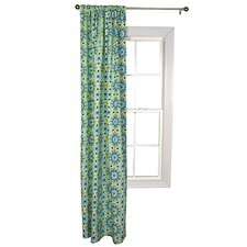 Solar Flair Single Drape Panel