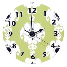 Waverly Rise and Shine Wall Clock