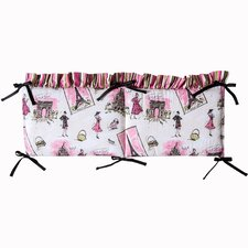 Waverly® Tres Chic Crib Bumpers