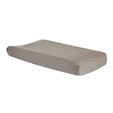 Ombre Gray Changing Pad Cover