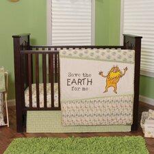 Dr. Seuss Lorax 3 Piece Crib Bedding Set
