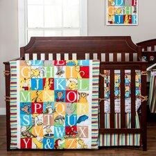 Dr. Seuss™ Alphabet Seuss 3 Piece Crib Bedding Set
