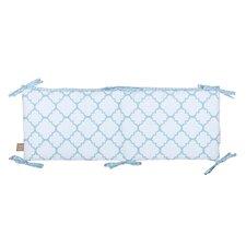 Blue Sky Crib Bumper