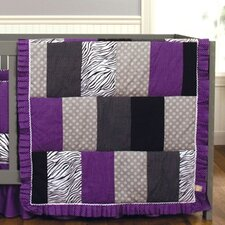 Grape Expectations Receiving Blanket