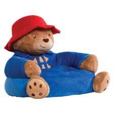 Paddington Bear Children's Plush Character Chair