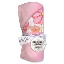 Hula Baby Receiving Blanket