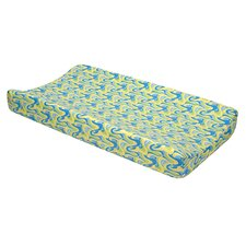 Dr. Seuss Oh, The Places You'll Go! Changing Pad Cover