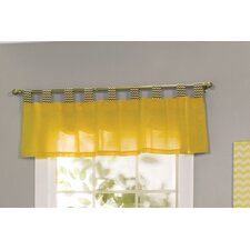 "Hello Sunshine 56"" Curtain Valance"