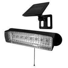 8 Light Solar Powered Shed Light