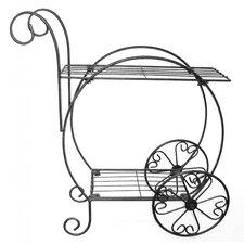 Novelty Wheelbarrow Planter
