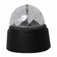 Battery Operated LED Crystal Star Ball Light