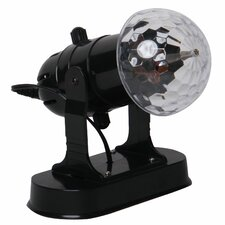 Battery Operated Crystal Spot Light