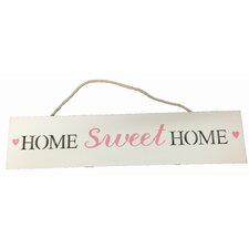 Lighted Home Sweet Home Battery Operated Sign Wall Decor