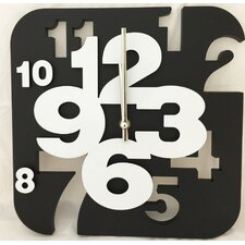 Cut Out Clock