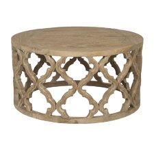 Bella Antique Clover Coffee Table