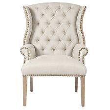 Villa Quinn Tufted Arm Chair