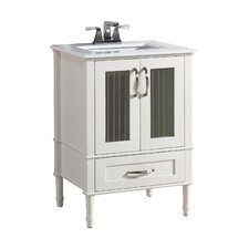 "Kendra 25"" Single Bathroom Vanity Set"