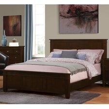 Carlton Queen Panel Bed