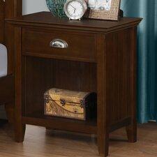 Acadian 1 Drawer Nightstand