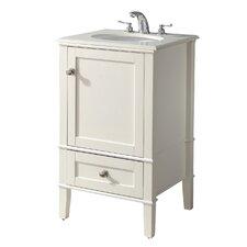 "Chelsea 21"" Single Bathroom Vanity Set"