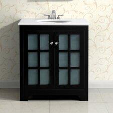 """Orleans 30"""" Single Bathroom Vanity Set"""