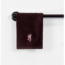 Buckmark Wash Cloth (Set of 3)