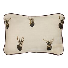 Whitetails Lumbar Pillow