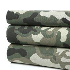 Buckmark Camo Sheet Set
