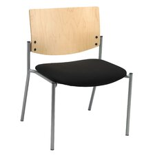 Evolve Big and Tall Armless Guest Chair