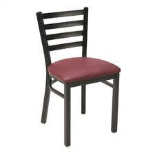 Dining/Breakroom Chair with Ladder Back