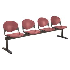 Beam Seating with Back