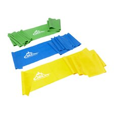 Therapy Exercise Band (Set of 3)