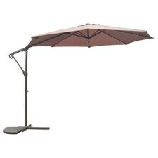 10' Offset Illuminated Umbrella