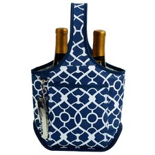 Trellis Two Bottle Carrier