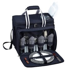Bold Picnic Cooler for Four