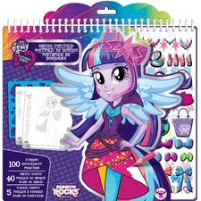 My Little Pony Fashion Design Portfolio