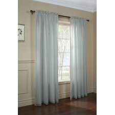 Rhapsody Lined Voile Curtains