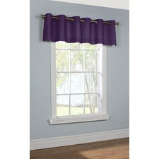 """Insulated Grommet 40"""" Top Valance"""