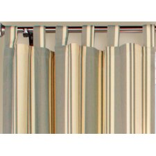 """Weathermate Broad Stripe Insulated 40"""" Curtain Valance"""