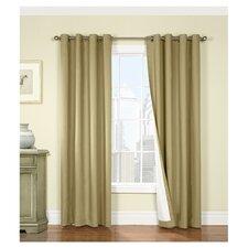 Nantucket Cotton Grommet Single Curtain Panel
