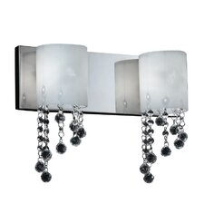Jewel 2 Light Vanity Light