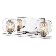 Auge 2 Light Vanity Light