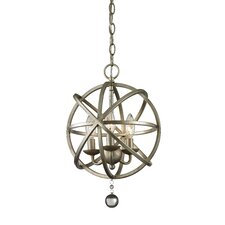 Acadia 3 Light Foyer Pendant